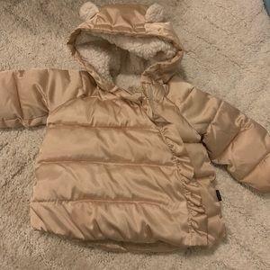 Infant coat 6-12 mos